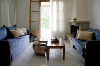 Sea View Apartment (Διαμέρισμα δύο χώρων με θέα θάλασσα)